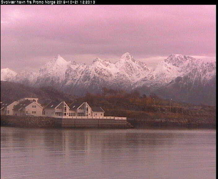 Webcam Svolvær